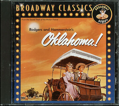 Rodgers & Hammerstein - Oklahoma! (CD, 1993, Angel Records) - Broadway Classics