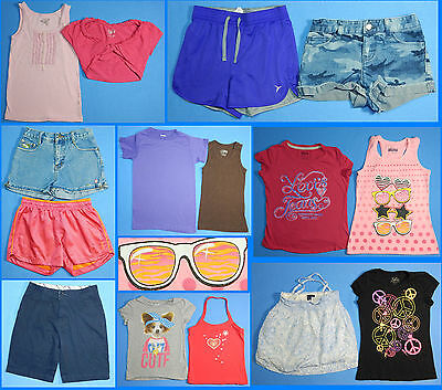 15 Piece Lot of Nice Clean Girls Size 8 Spring Summer Everyday Clothes ss44 - Nice Girls Clothes