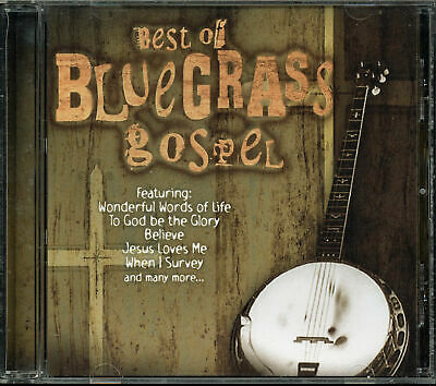 Best Of Bluegrass Gospel Volume 2 by Various Artists (CD, 2003,