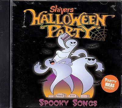 Shivers HALLOWEEN PARTY SPOOKY SONGS CLASSIC KIDS HALLOWEEN PARTY MUSIC & SOUNDS](Children's Spooky Halloween Music)