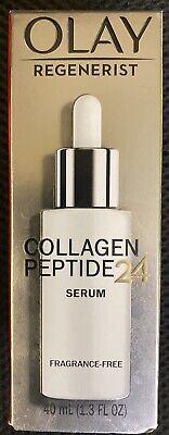 Olay Regenerist Collagen Peptide 24 Serum. 1.3Oz. #A8