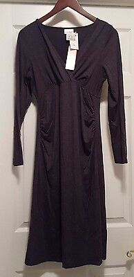 Ladies Nwt Motherhood Destination Maternity Dress  Size M