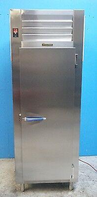 New Traulsen Stainless Steel Single Section Door Reach In Frezzer Model Alt126w