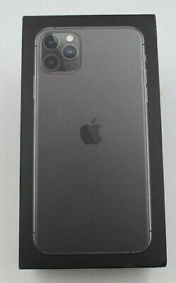 Apple iPhone 11 Pro Max - 64GB - Black -  Model: A2161 (Unlocked)