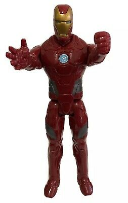 Used, Iron Man Action Figure 11.5 Inches Tall Toy for sale  Shipping to India