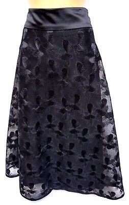 TS skirt TAKING SHAPE EVENT WEAR plus sz S / 16 Dainty Skirt luxe NWT rrp$190!
