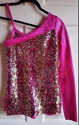 Детский танцевальный костюм COSTUME GALLERY PINK