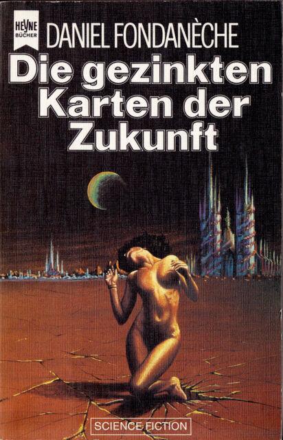 """Daniel Fondaneche - """" Die gezinkten Karten der ZUKUNFT """" (1981) - tb"""