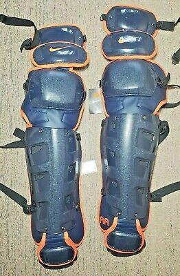 Nike Baseball Catchers Gear Leg Shin Guards Men