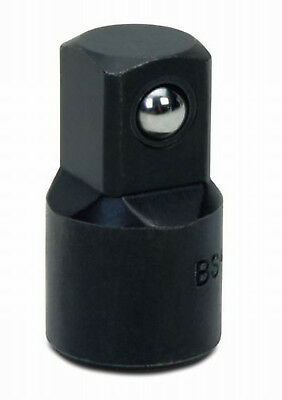 38drive-12drive Adaptor Black Industrial Finish Williamsmade In Usa Bs-130b