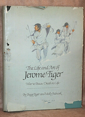 The+Life+and+Art+of+Jerome+Tiger+by+Molly+Babcock+and+Peggy+Tiger+%281980%2C+Hardcov