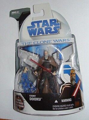 Star Wars The Clone Wars COUNT DOOKU w/ Asajj Ventress Hologram (Star Wars The Clone Wars Asajj Ventress)