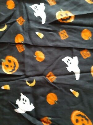 Codello Rundschal Loop Schwarz Halloween Kürbis Orange NEU