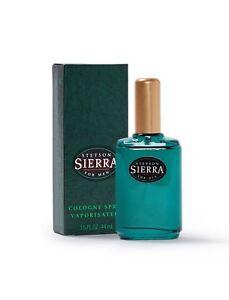 STETSON SIERRA 1.5 oz 44 ml Coty Men Cologne EDC Spray New In Box