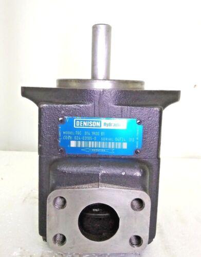 Denison Hydraulics Model:T6C-014-1R00-B1 Single Vane Hydraulic Pump