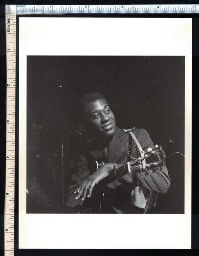 JAZZ Music Post Card GRANT GREEN 1960 Photograph rppc photo postcard