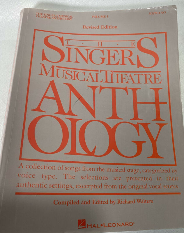 The Singers Musical Theatre Anthology: Volume 1 Soprano Office-G2