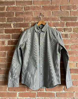 N.Hoolywood Men's Shirt Sz 38 Small, Japan
