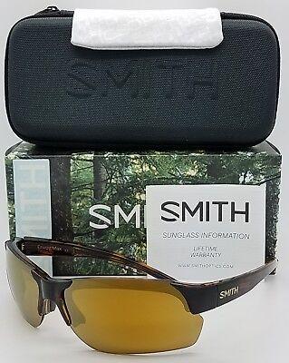 NEW Smith Envoy Max sunglasses Tortoise Bronze MR ChromaPop Polarized $189 (Smith Envoy Sunglasses)
