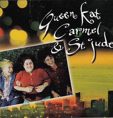 Queen Kat,Carmel & St Jude-1999-Australia Original Movie Soundtrack-20 Track-CD (Carmel 20)