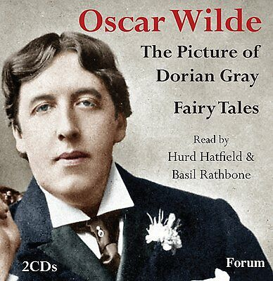- The Picture of Dorian Gray + Fairytales Oscar Wilde 2 CD Audio book new & sealed
