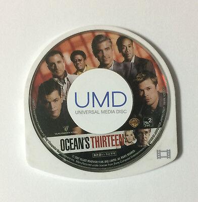 USED PSP Disc Only UMD Video OCEAN