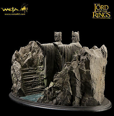 (Sealed Shipper) Weta ARGONATH Lord of the Rings LotR Hobbit Not Sideshow RARE