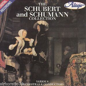 SCHUBERT-SCHUMANN-Collection-CD