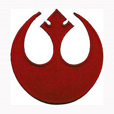 Star Wars - Aufnäher - REBELLEN Logo  - Uniform Patch zum Aufbügeln - neu