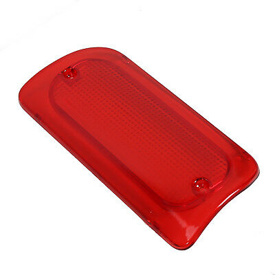 Standard/Crew Cab Third 3rd Brake Light Lens fit 94-04 Chevrolet S10 GMC Sonoma ()