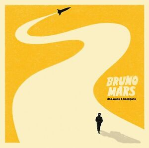 BRUNO MARS ( BRAND NEW CD ) DOO-WOPS & AND HOOLIGANS
