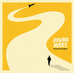 BRUNO MARS (DOO-WOPS & HOOLIGANS CD SEALED + FREE POST)