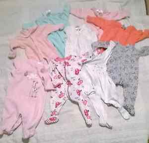 Big Baby Girl Clothes Bundle! Mixed, 70+ New & Pre-Loved Items Waikiki Rockingham Area Preview