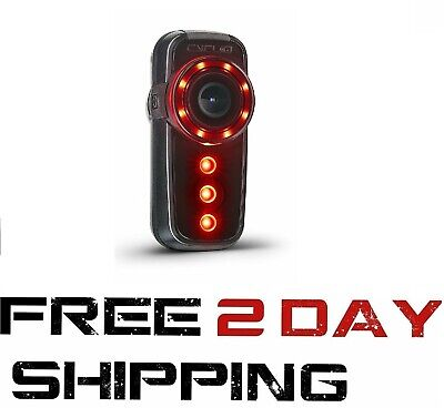 Cycliq Fly6CE 1080p HD Bike Camera + Rear Light 1080p w/ 6-axis Stabilization, used for sale  Shipping to India