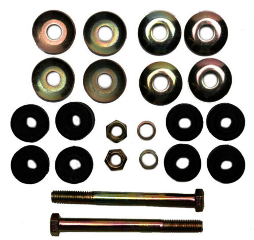 ACDelco 45G0334 Professional Suspension Stabilizer Bar Link Kit with Hardware