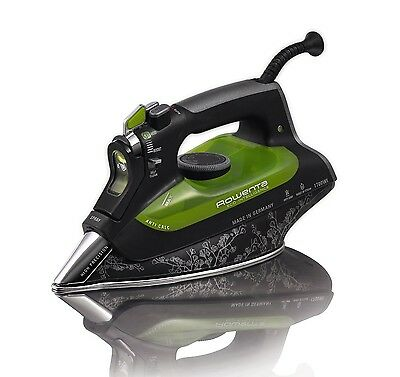 New Rowenta DW6080 Eco-Intelligence Iron 1700-Watt Steam Iron with 3D Stainless