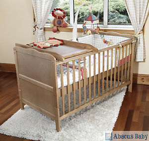 Abacus Baby Cot Bed