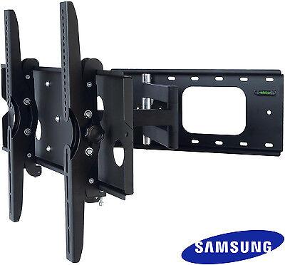 Corner Full-Motion TV Wall Mount 40 42 50 52 55 60 70 Inch Samsung LCD LED HDTV Samsung Lcd Full Hdtv