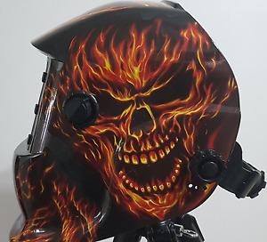 Masque de soudeur auto-obscurcissant - Auto darkening Helmet