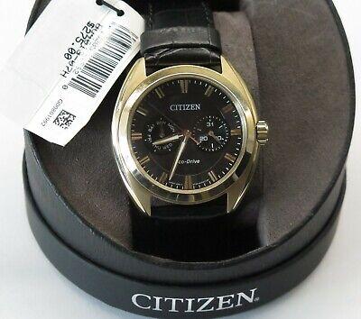 Mens Citizen Eco-Drive Bu4013-07H