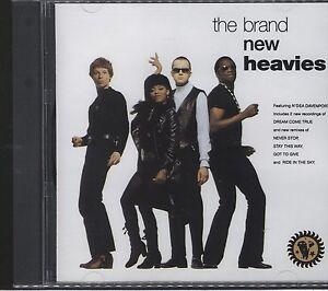 The Brand New Heavies CD Brand new heavies