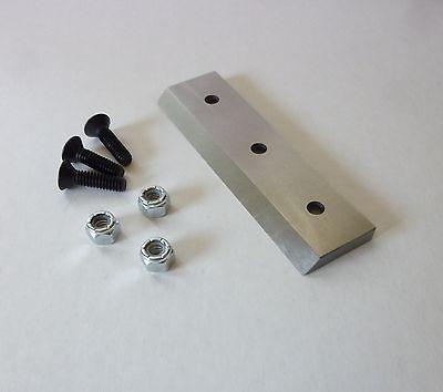 Blade/knife Kemp Master Gardner Brush Chipper Models: K6ch T6 K8 Part: 1123