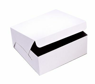 Safepro 14146c 14x14x6-inch Cake Boxes 50-piece Case