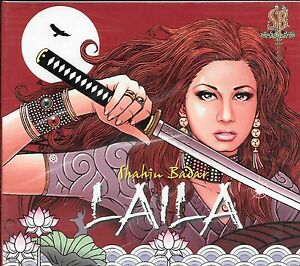 Shahin-Badar-Laila-NUOVISSIMO-bhangra-CD