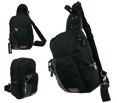 Neue Damen und Herren Tasche Rucksack Bodybag Z-Bag Umhängetasche Bag 4036