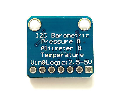 Mpl3115a2 Intelligent Temperature Pressure Altitude I2c Sensor V2.0 For Arduino