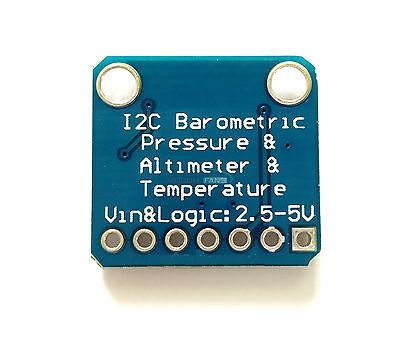 Mpl3115a2 Intelligent Temperature Pressure Altitude I2c Sensor V2.0 For Arduino