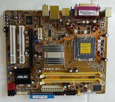 Mainboard ASUS P5GZ-MX OVP NEU online kaufen
