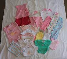 Size 000 Baby Girls Summer Clothing (Pack 1) Mansfield Brisbane South East Preview