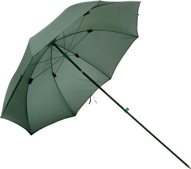 Keenets Waterproof Shelter Fishing Umbrella - Green 210T Polyester Fabric